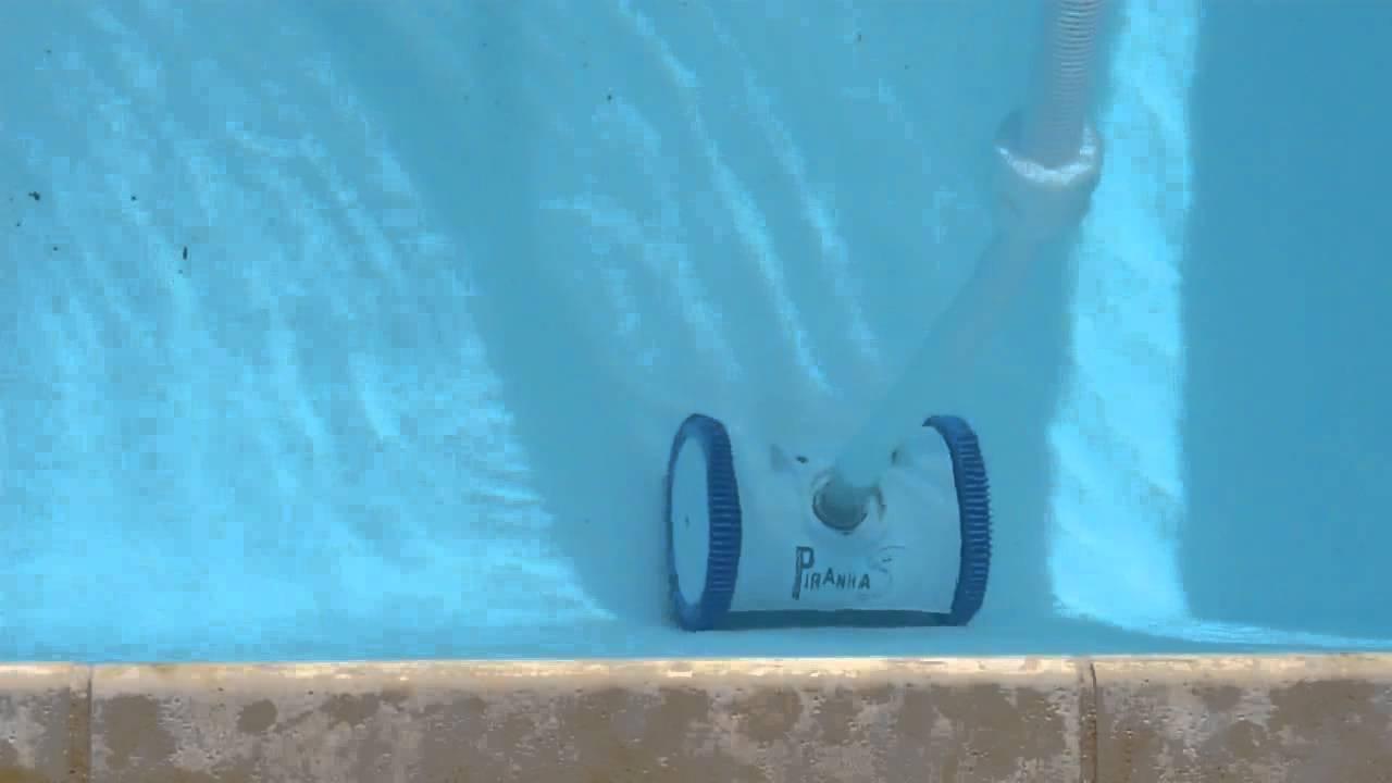 Robot piscine baracuda