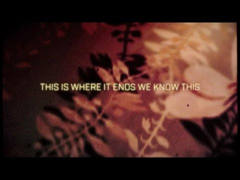The Raveonettes - This Is Where It Ends (Official Lyric Video)