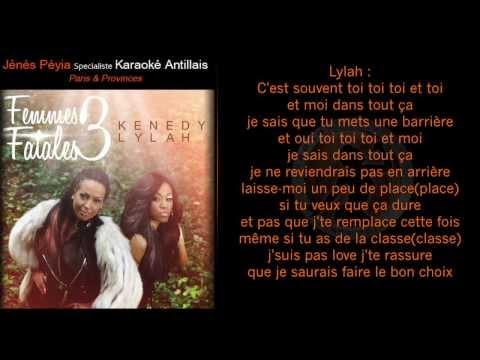 [PAROLES] kénédy Feat lylah - femmes fatales 3