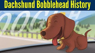 Dachshund Bobblehead History Google Doodle