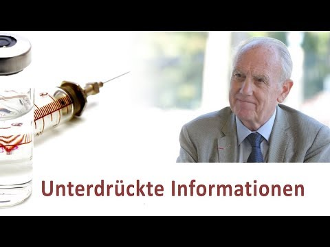 Prof.Dr. Henri Joyeux - Impfstoff DTPolio sollte ohne Aluminium hergestellt werden