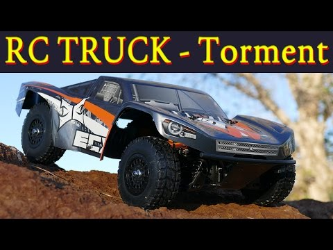 RC Truck - 4WD Torment Full Review