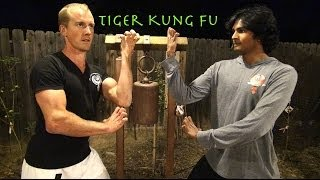 Awesome Tiger Kung Fu KATA - Traditional!