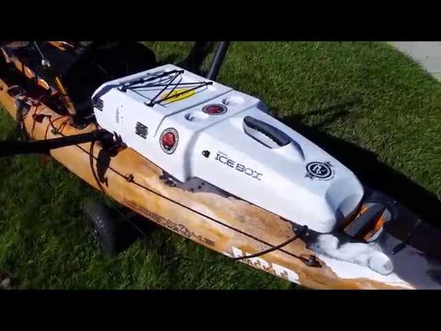 Ocean Kayak Trident Ultra 4.3 Rig Rundown w/Scotty Mounts