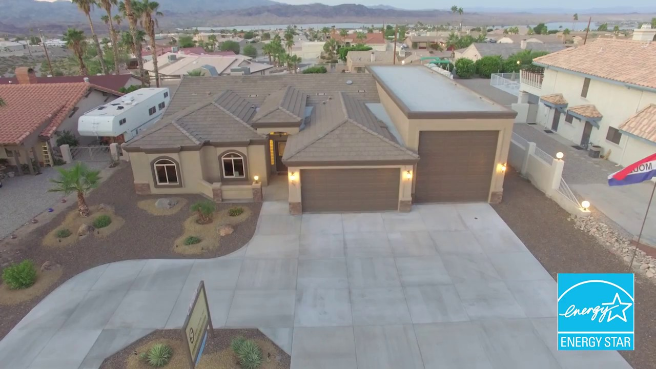 Seville Builders Model Home 795 Acoma Blvd S Lake Havasu City Az 86406