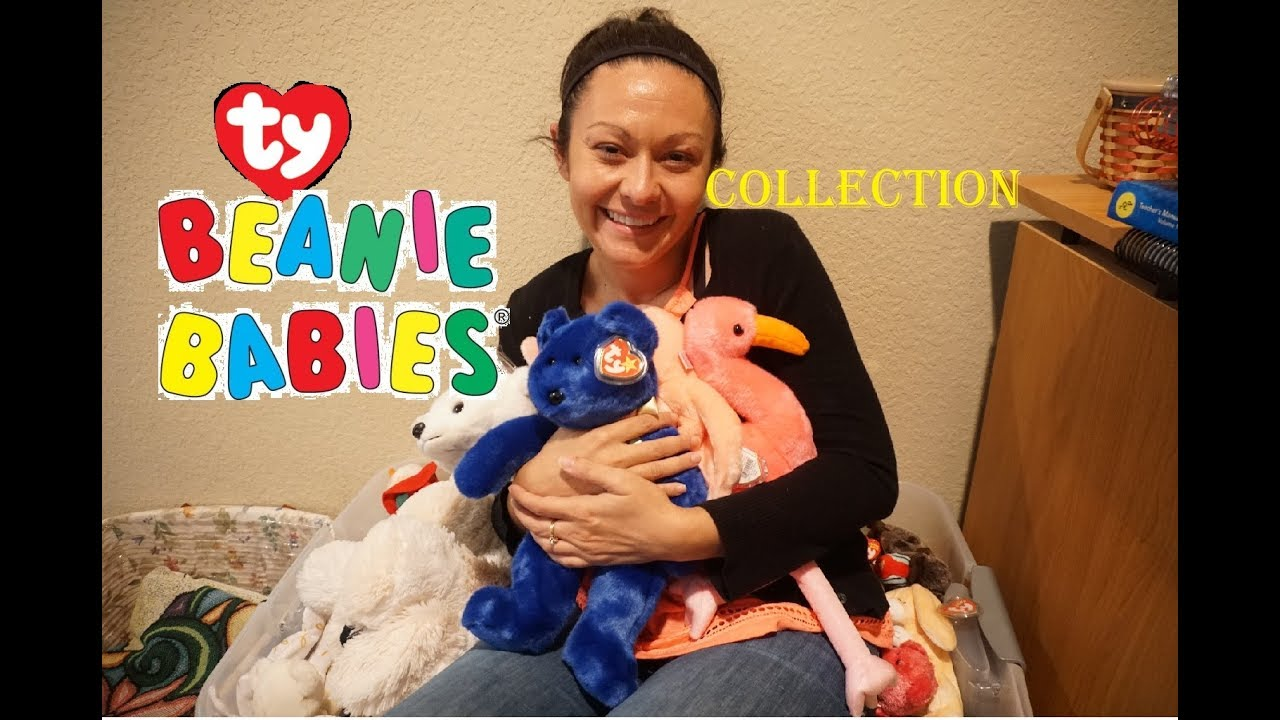 62dc7092780 The Ultimate Beanie Babies Collection Rare and Limited Edition ...