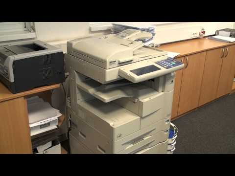 Konica Minolta 7222 Copy Machine Review