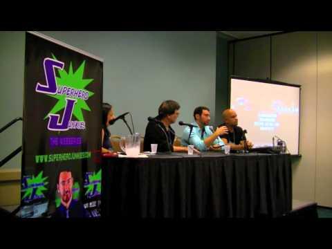 Long Beach Comic Expo Panel w/ Richard Hatch