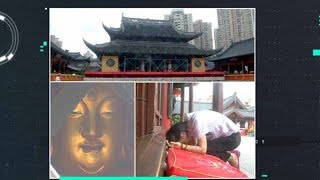 Yufo Temple in China relocated to accommodate increasing number of pilgrims