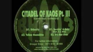 Citadel Of Kaos - Urbanity