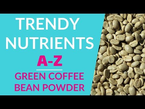 Can Green Coffee Bean Help You Lose Weight Healthista