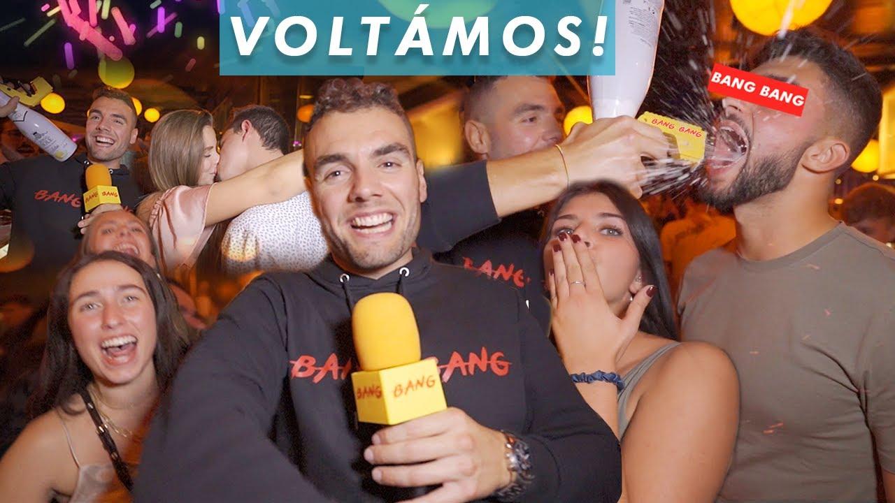 DESAFIOS INSANOS NO URBAN - Beijos, Chapada e Canhão do BANG BANG As Melhores Entrevistas Em Festas