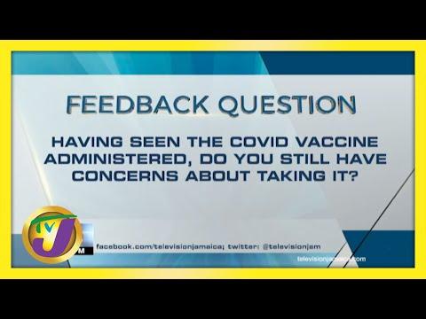 Feedback Question | TVJ News - May 14 2021