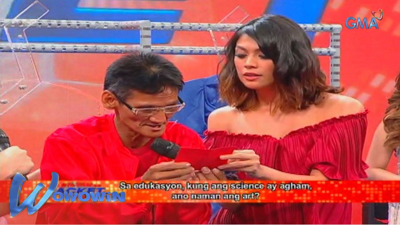Wowowin: Ano'ng tagalog ng art?