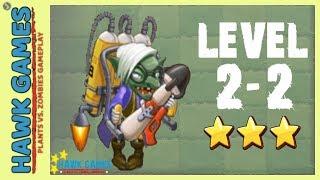 Zombie Farm - Zombie - Level 2-2