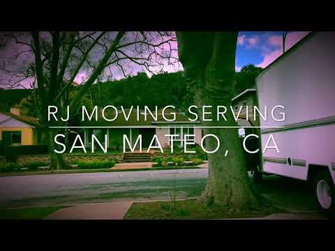 RJ Moving Services/ San Mateo, CA