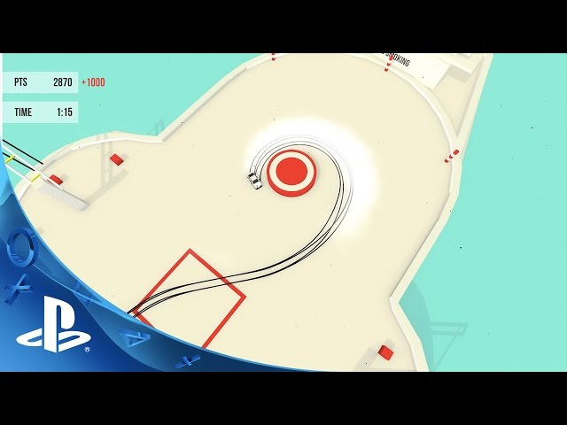Absolute Drift: Zen Edition Announcement Trailer | PS4