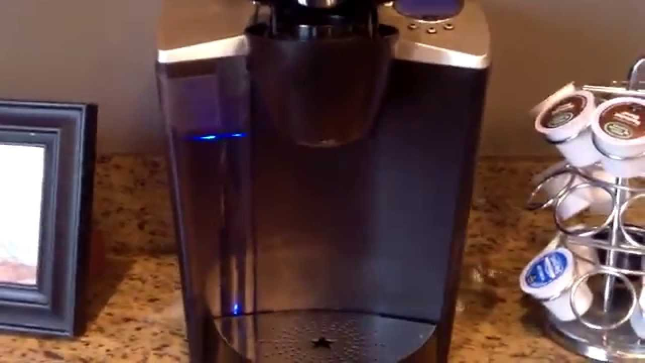 Keurig Coffee Maker Instructions Prime : UPDATED: How To Fix ANY Keurig Coffee Brewer From Saying Prime or Not Pumping Water - YouTube