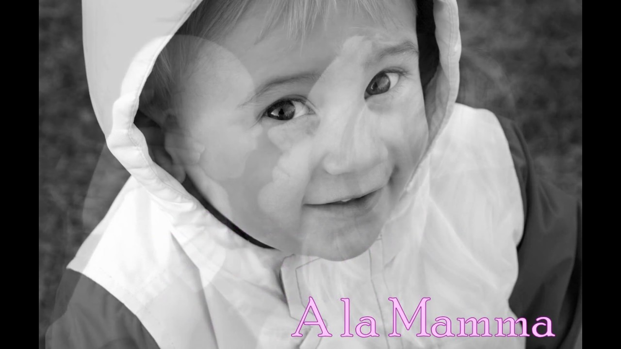 La Mama-Dalida (Lyrics) ORIGINAL FRENCH - YouTube