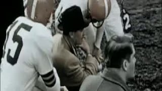 Cleveland Browns-Cincinnati Bengals History link through Paul Brown as told by Jim Brown