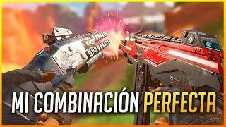 APEX LEGENDS: LA MEJOR COMBINACIÓN DE ARMAS PARA MI | Makina