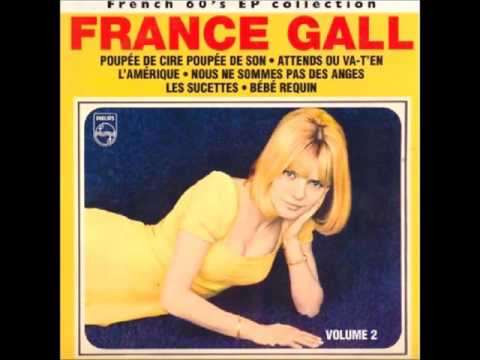 France Gall - French 60's EP collection - Volume 2