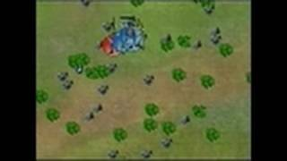 Real Time Conflict: Shogun Empires Nintendo DS Gameplay -