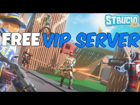 I BOUGHT A STRUCID VIP SERVER (Free vip server) #strucid # ...