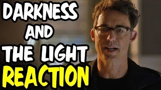 Nerds REACT to THE FLASH Season 2 Episode 5 THE DARKNESS AND THE LIGHT