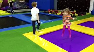 Indoor Playground Play Time for Kids