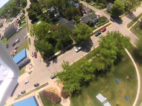 Drone Flight - Port Austin, MI