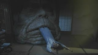 日本怪谈《牺牲咒》不和我谈恋爱,我就诅咒你被怪物吃掉!
