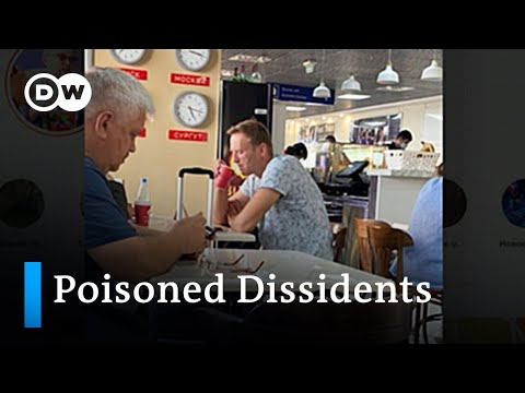 Alexei Navalny and Russia's history of poisoned dissidents | DW News