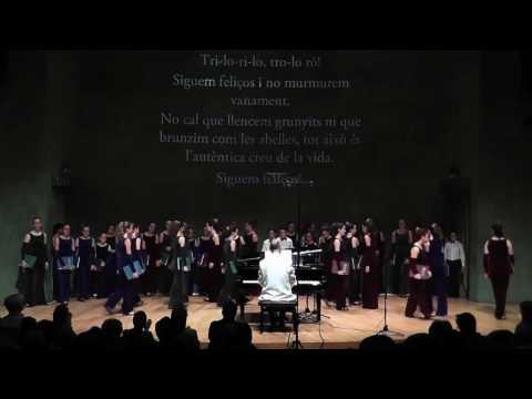 Cor Vivaldi - Leck mich im Arsch - W A Mozart - 04/14