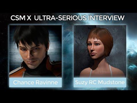 CSM X Interview: Chance Ravinne & Suzy RC Mudstone! [audio]