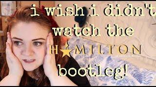 DON'T WATCH THE HAMILTON BOOTLEG!