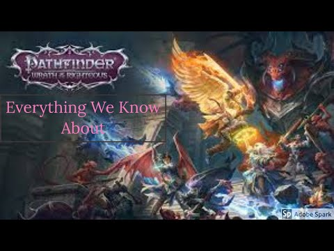 Pathfinder: Wrath Of The Righteous Everything We Know(Gameplay) |