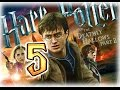 Harry Potter and the Deathly Hallows Part 2 Walkthrough Part 5 PS3, X360, Wii, PC Bridge Troll