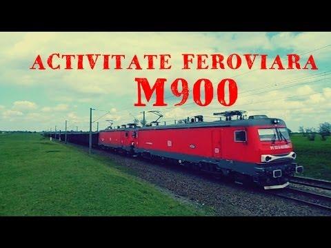 Activitate Feroviara M900 6 05 2014 By AdySoft
