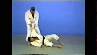 Judo - Hiza-guruma