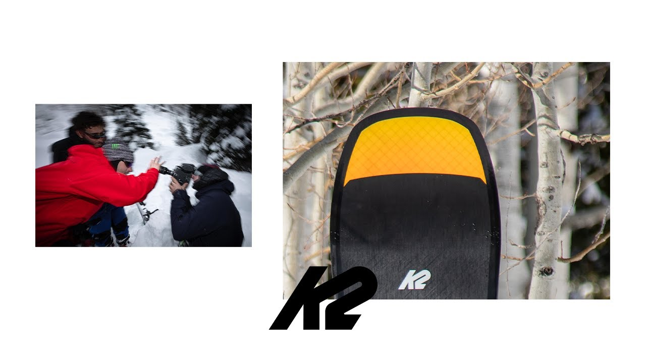 K2 Snowboarding Presents: 21-22 Freeride Collection