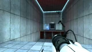 Portal: PC Gameplay - Chambers 00 - 05