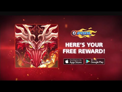 Get your Free 8 ball pool DRAGON avatar. Link in description