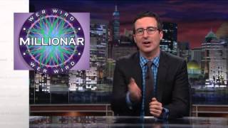 Last Week Tonight - Wer wird Millionär?