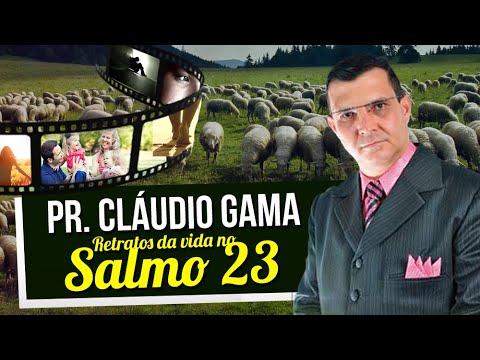 Pr. Cláudio Gama - Mensagem incrível...
