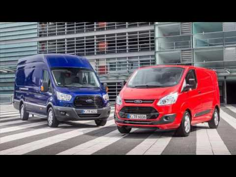 2017 ford transit custom van ecoblue tdci youtube. Black Bedroom Furniture Sets. Home Design Ideas