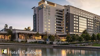 Houston CityPlace Marriott at Springwoods Village - Hotel Overview