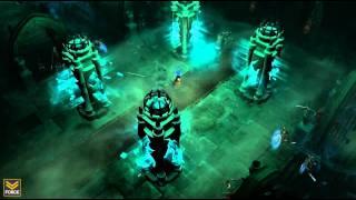 Diablo 3 - Wizard - Gameplay