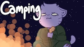 Camping Animation
