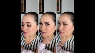 Como poner las Pestañas postizas / How to apply fake Eyelashes